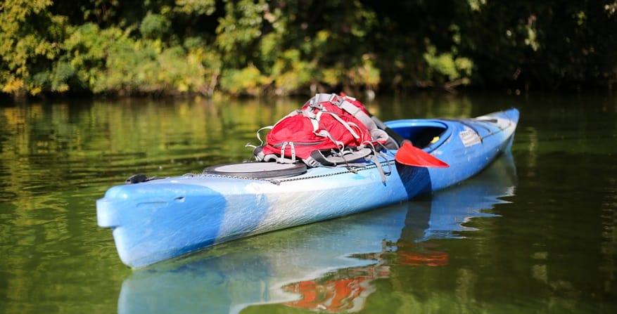 Beginner Kayak Features