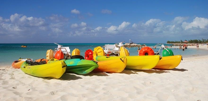 Beginner Kayak Types