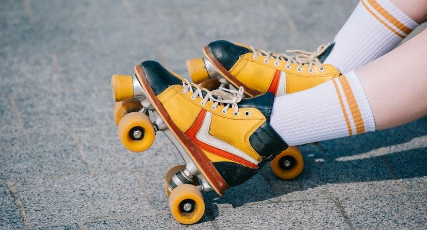 Beginner Roller Skates Features