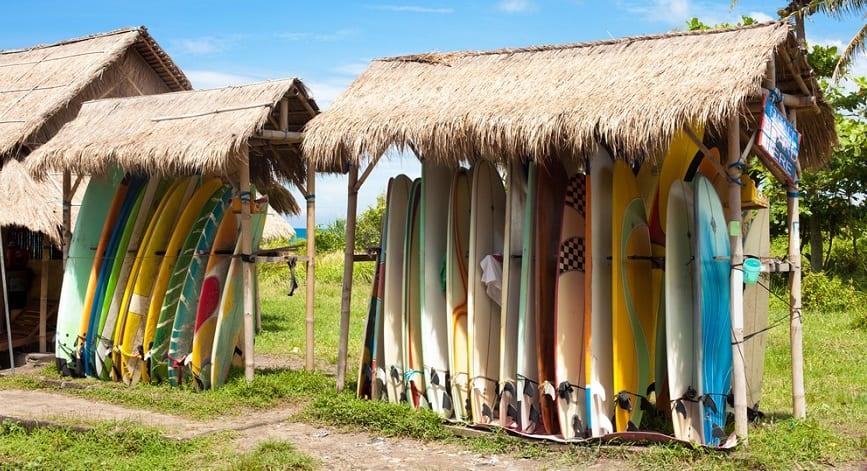 Beginner Surfboard Types