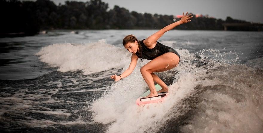 Beginner Wakesurf Board Size