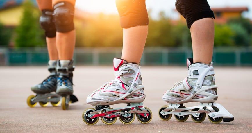 Inline Skates Beginner Sizing