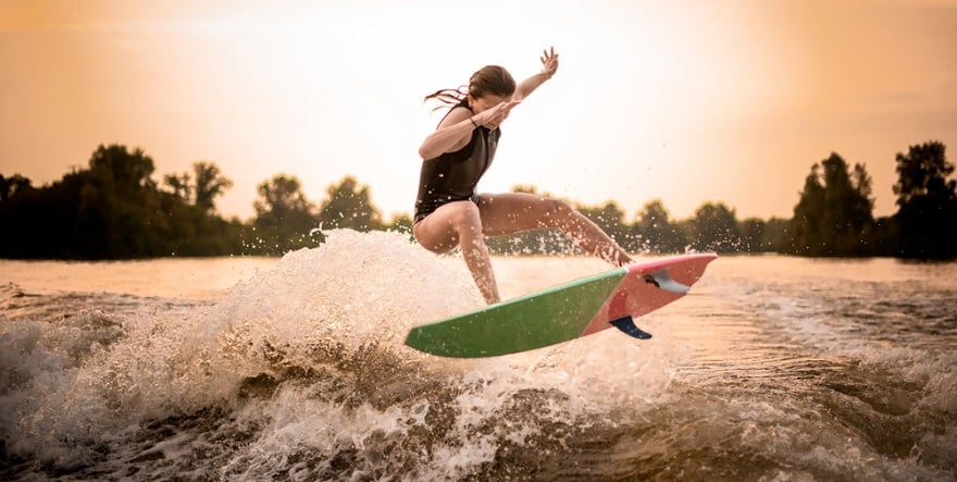 Wakesurf Board For Beginners Specifications